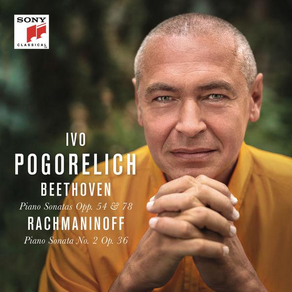 Ivo Pogorelich - Beethoven: Piano Sonatas Opp. 54 & 78 - Rachmaninoff: Piano Sonata No. 2 Op. 36