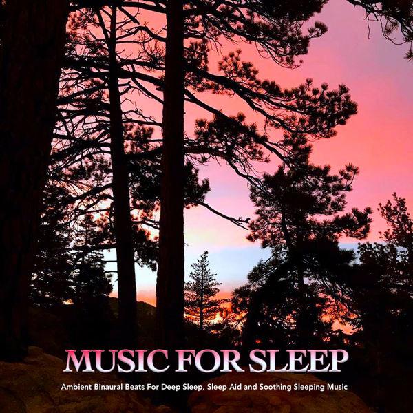 Music For Sleep: Ambient Binaural Beats For Deep Sleep, Sleep Aid