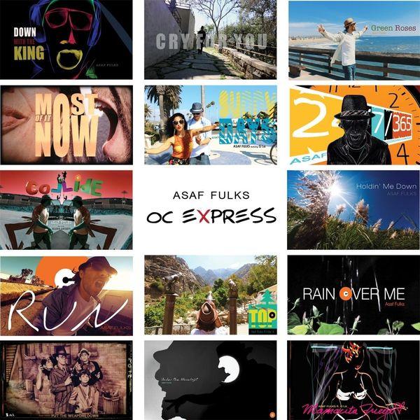 Asaf Fulks - OC Express