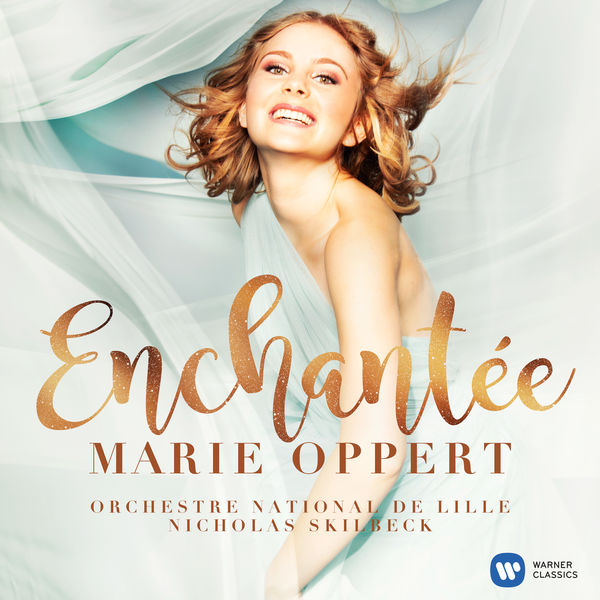 """Marie Oppert - Enchantée - Anything Can Happen (From """"Mary Poppins"""")"""