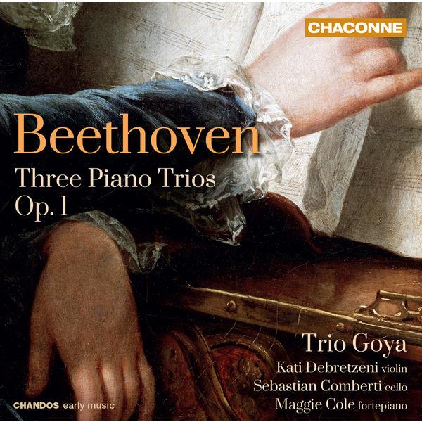 Trio Goya - Beethoven: Piano Trios Nos. 1-3