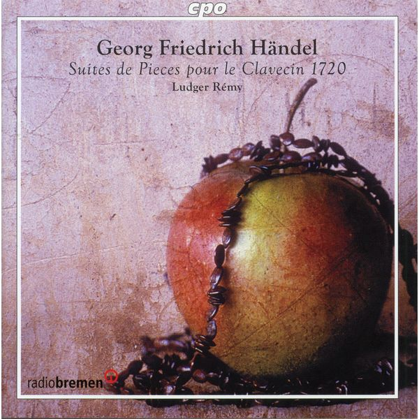 Album Handel: Suites de pièces pour le clavecin , Georg Friedrich Händel by  Ludger Rémy | Qobuz: download and streaming in high quality