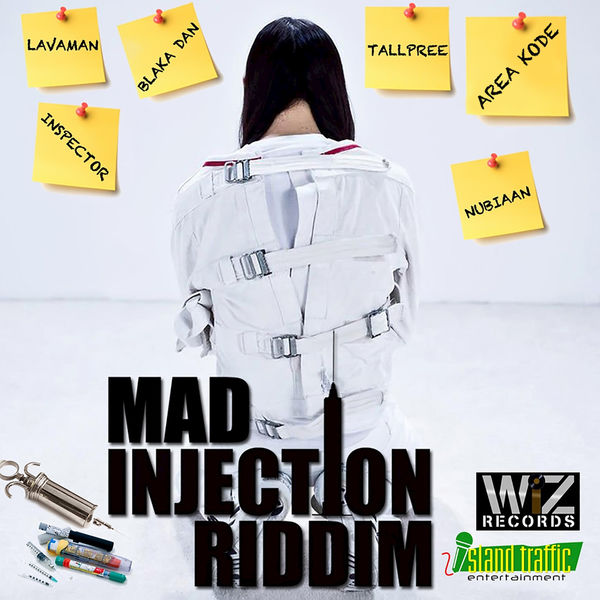 Various Interprets - Mad Injection Riddim