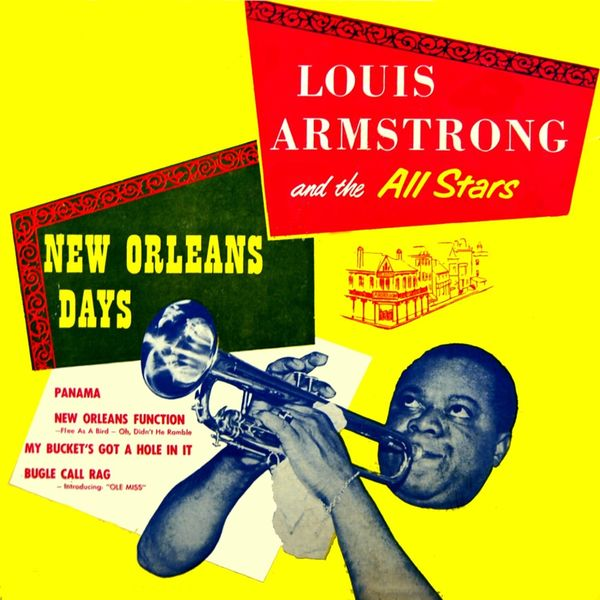 Louis Armstrong & His All Stars - New Orleans Days