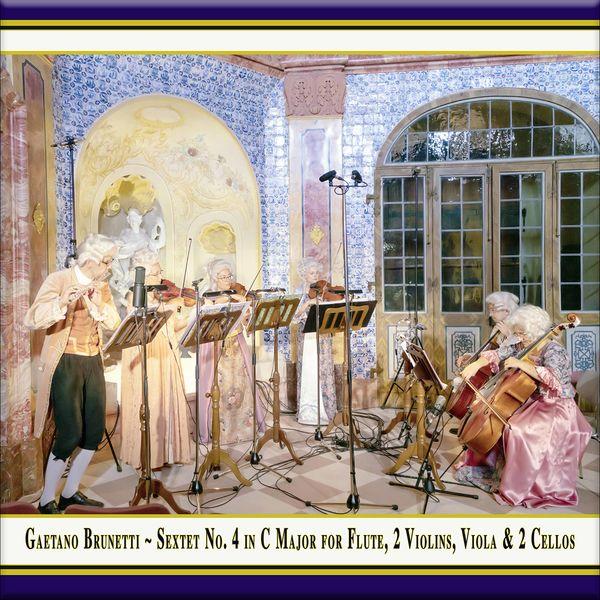 Quantz Collegium - Brunetti: Sextet in C Major, Op. 1 No. 4 (Live)