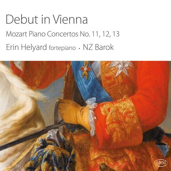 Erin Helyard - Debut in Vienna