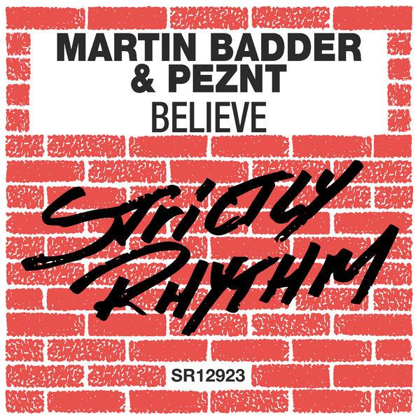 Martin Badder - Believe