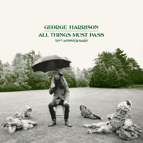George Harrison - All Things Must Pass (50th Anniversary / Super Deluxe)