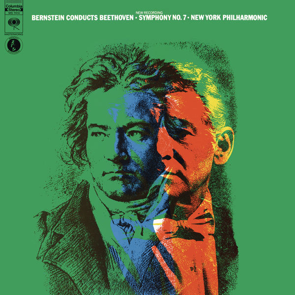 Leonard Bernstein - Beethoven: Symphony No. 7 in A Major, Op. 92 (Remastered)