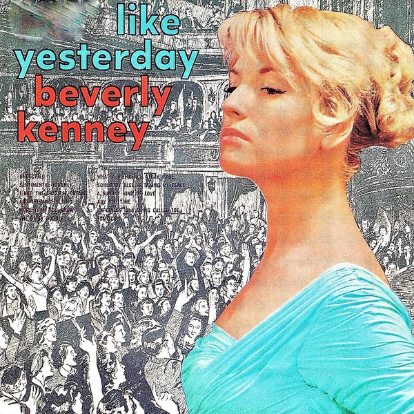 Beverly Kenney - Like, Yesterday!