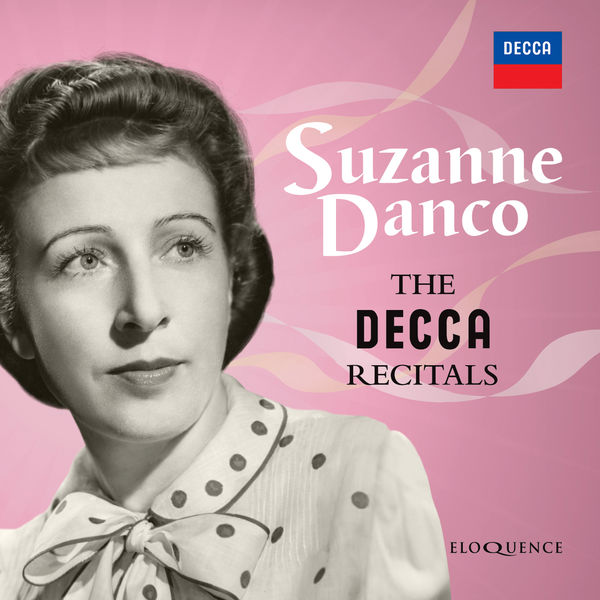 Suzanne Danco - Suzanne Danco: The Decca Recitals