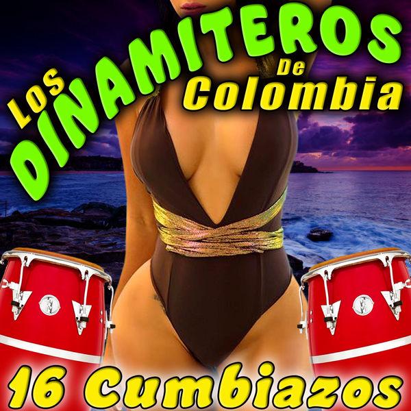 Los Dinamiteros De Colombia - 16 Cumbiazos