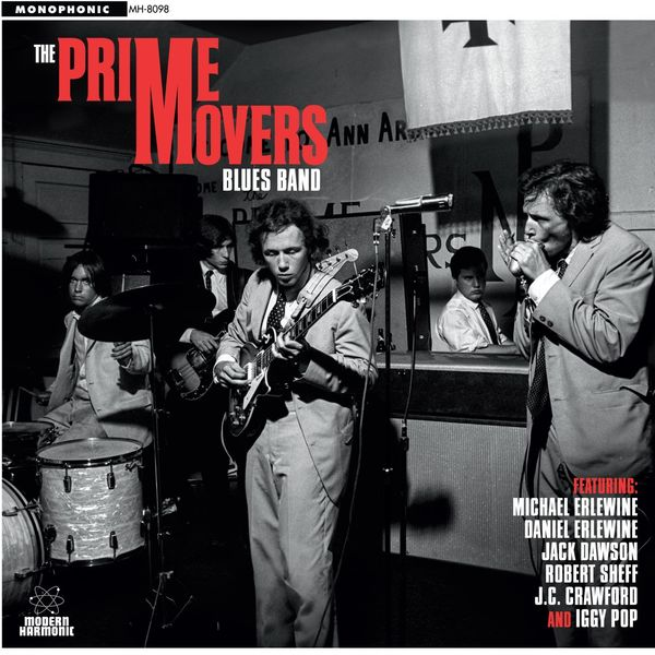 The Prime Movers Blues Band - The Prime Movers Blues Band