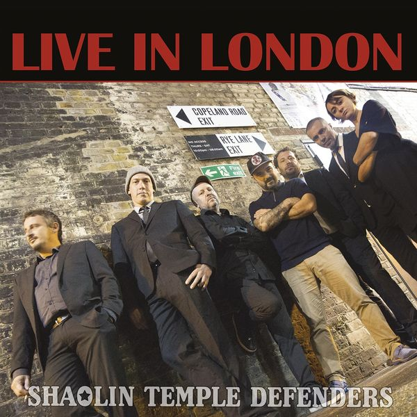 Shaolin Temple Defenders - Live in London