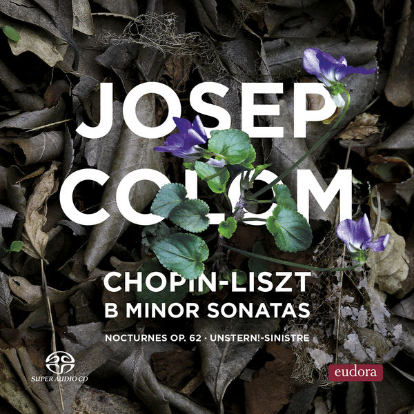 Josep Colom - B Minor Sonatas