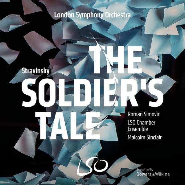 Roman Simovic - Stravinsky: The Soldier's Tale
