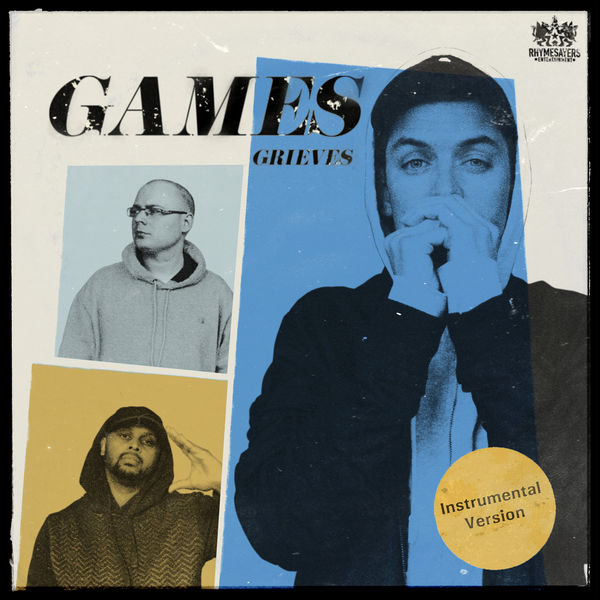 Grieves - Games (Instrumental Version)