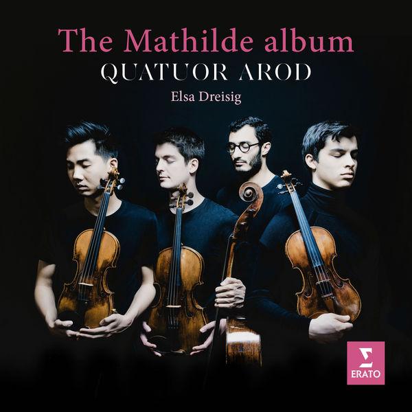 Quatuor Arod - The Mathilde Album (Webern, Schönberg, Zemlinsky)