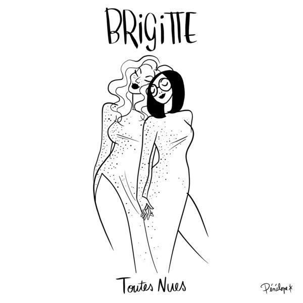 Brigitte - Toutes nues