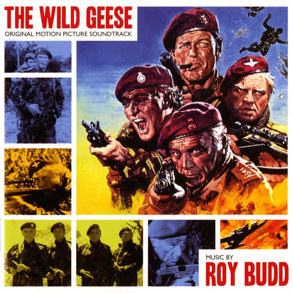 Roy Budd - The Wild Geese