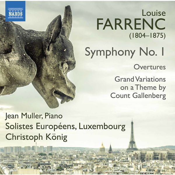Solistes Europeens, Luxembourg - Farrenc: Orchestral Works
