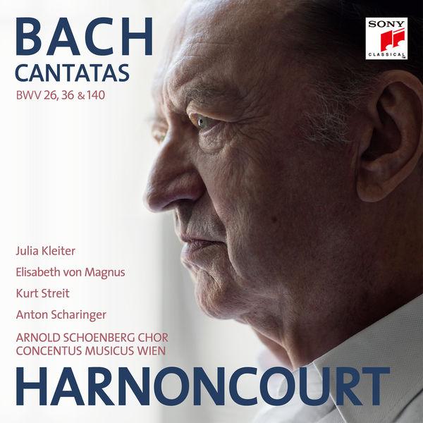 Nikolaus Harnoncourt - J. S. Bach: Cantatas BWV 26, 36 & 140