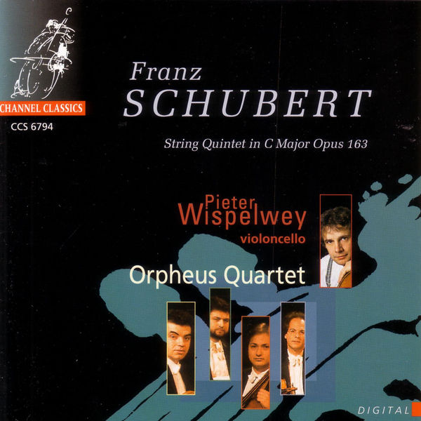 Franz Schubert - Schubert: String Quintet C Major Opus 163
