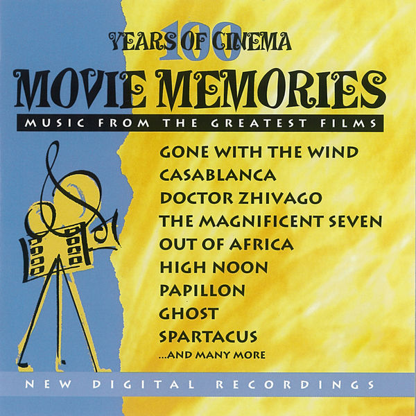 Various Artists - Movie Memories- Music From the Greatest Films