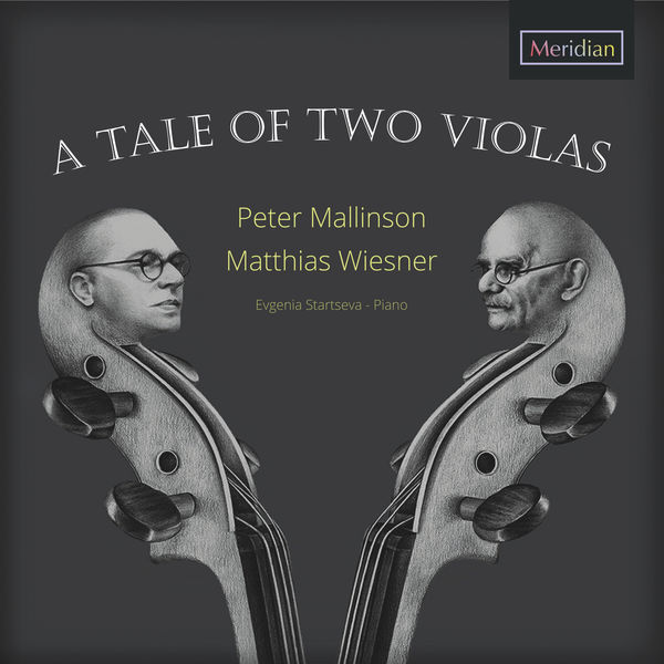 Peter Mallinson - A Tale Of Two Violas