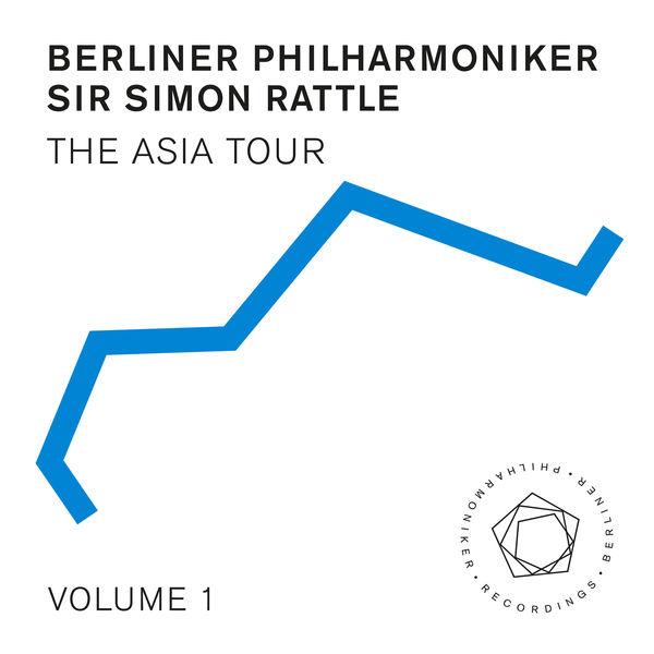 Berliner Philharmoniker - The Asia Tour, Vol. 1