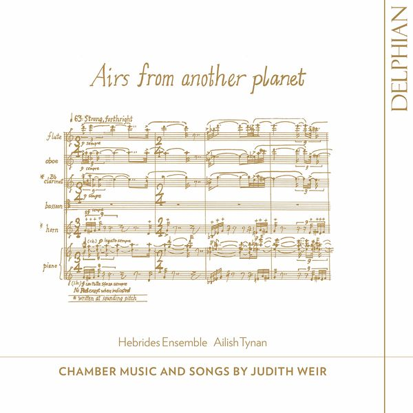 Hebrides Ensemble - Airs from Another Planet