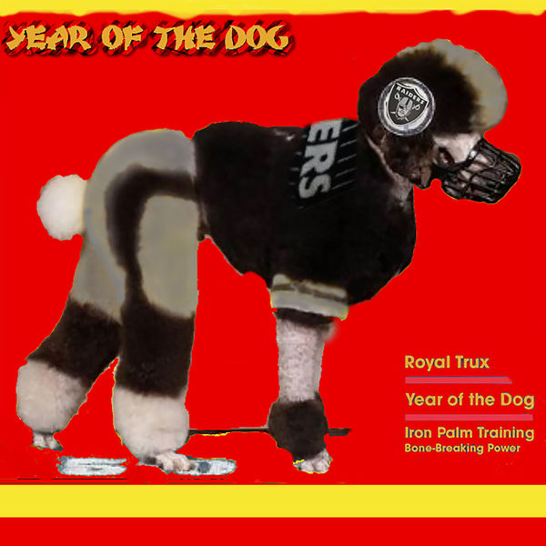 Royal Trux - Year of the Dog