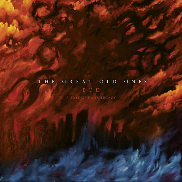 The Great Old Ones - EOD: A Tale of Dark Legacy (Deluxe Edition)