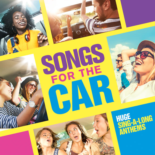 Album Songs for the Car, Various Artists | Qobuz: download