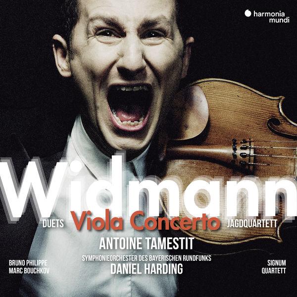 Antoine Tamestit|Widmann : Viola Concerto
