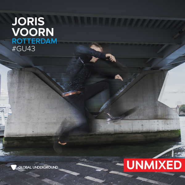Joris Voorn - Global Underground #43: Joris Voorn - Rotterdam (Unmixed)