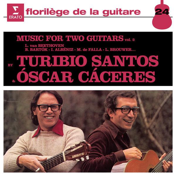 Turibio Santos - Music for Two Guitars, Vol. 2