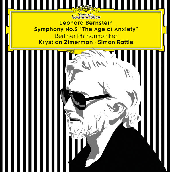 "Krystian Zimerman - Bernstein : Symphony No. 2 ""The Age of Anxiety"""