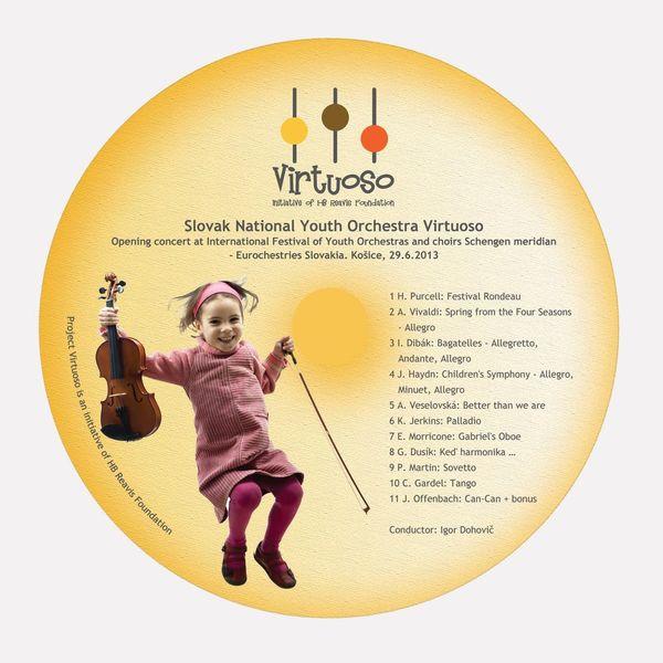 Virtuoso - Eurochestries Slovakia