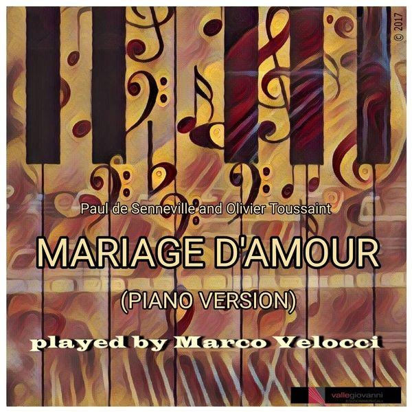 Marco Velocci - Mariage d'amour (Piano version)