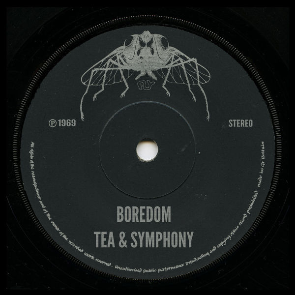 Tea & Symphony - Boredom