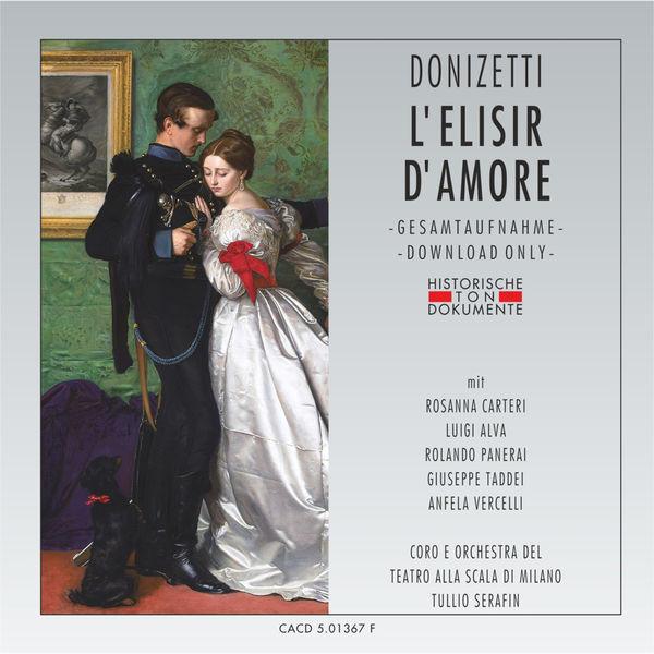Coro Del Teatro Alla Scala Di Milano - Gaetano Donizetti: L'elisir D'amore