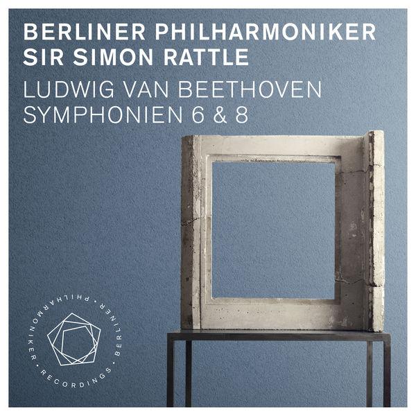 Berliner Philharmoniker - Beethoven: Symphonies Nos. 6 & 8