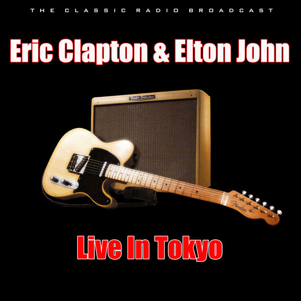 Eric Clapton - Live In Tokyo