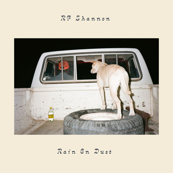 RF Shannon - Don't Be Shy