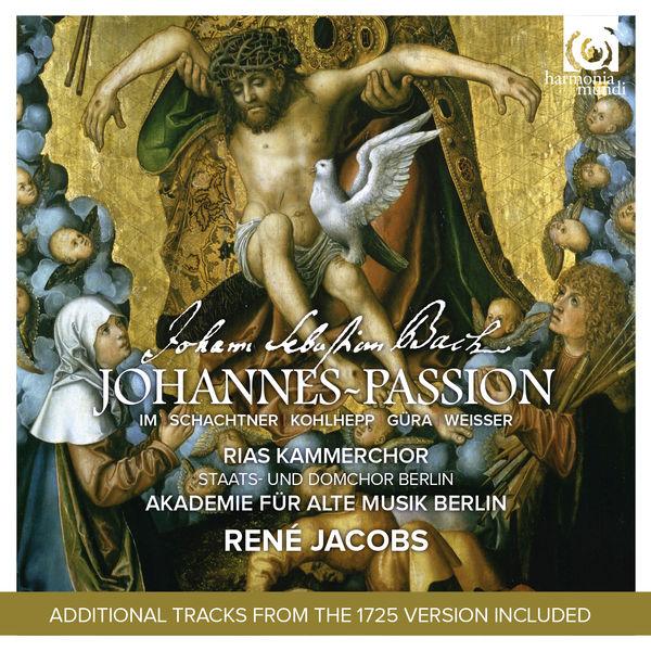 Rias Kammerchor - Bach: St John Passion, BWV 245 (Johannes-Passion)