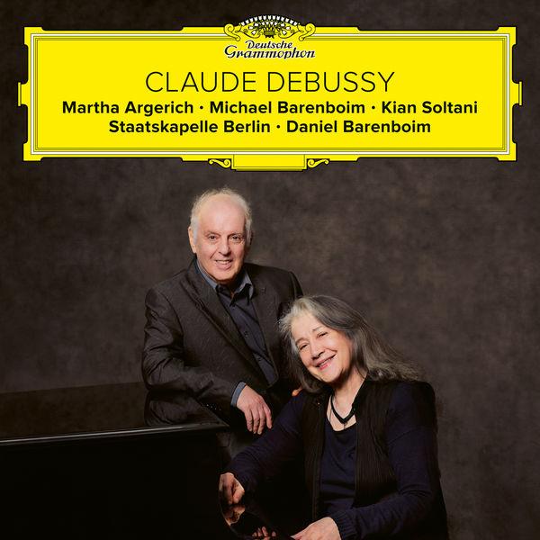 Daniel Barenboim - Debussy: Fantaisie, Violin Sonata, Cello Sonata, La mer