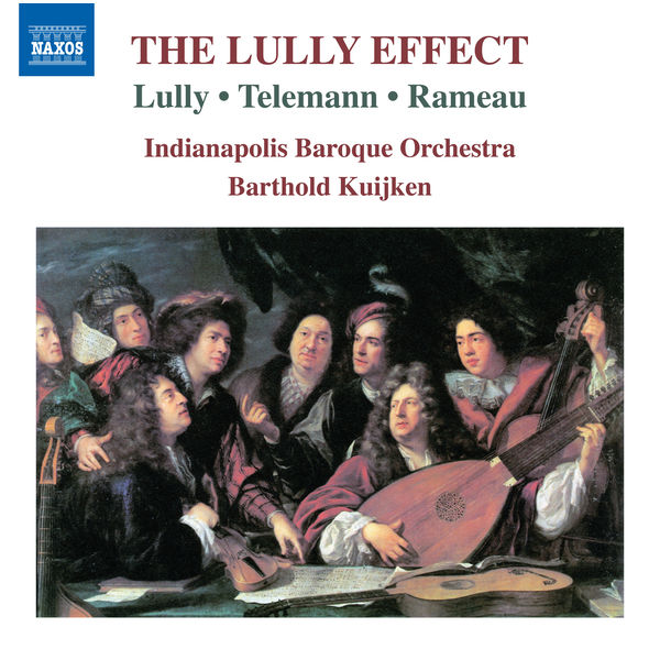 Indianapolis Baroque Orchestra - The Lully Effect