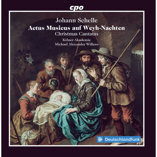 Monika Mauch Schelle: Actus Musieus auf Weyh-Nachten