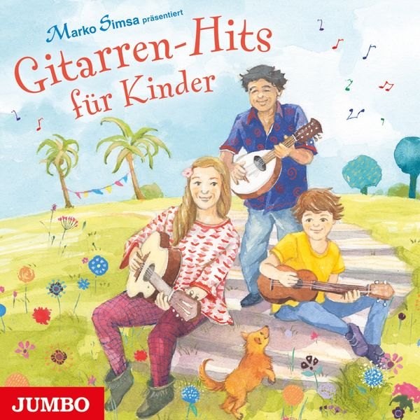 Marko Simsa - Gitarren-Hits für Kinder